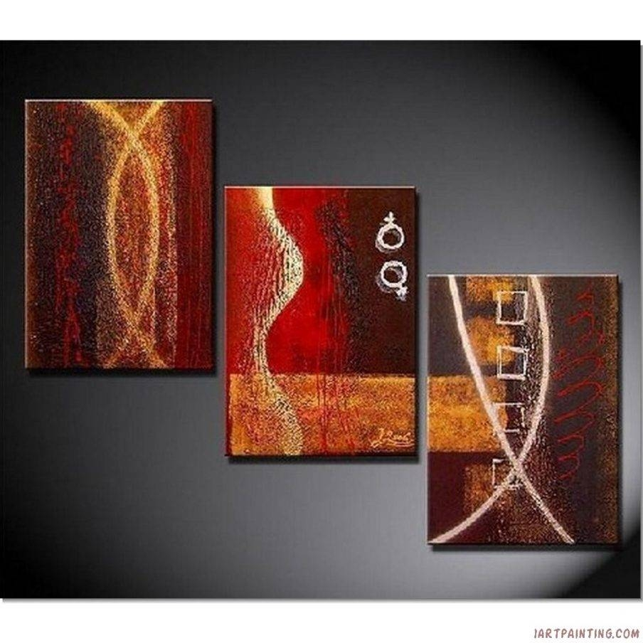 Outstanding Extra Large Canvas Abstract Wall Art For Recent Cheap Abstract Wall Art (View 9 of 20)