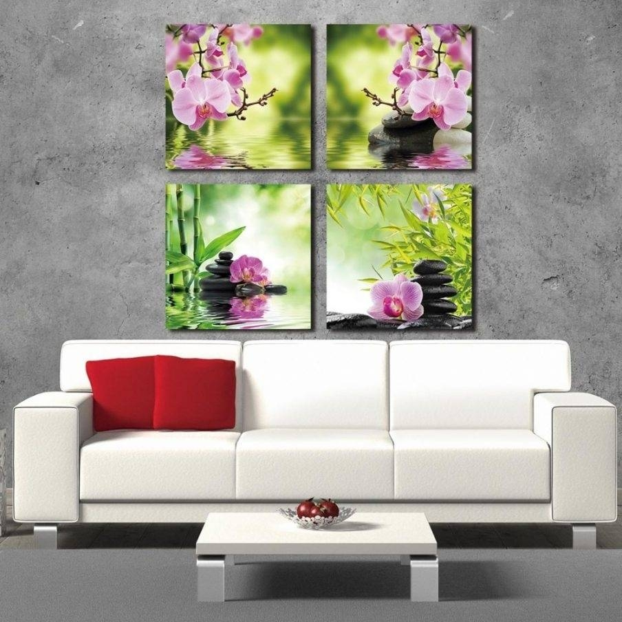 Outstanding Feng Shui Wall Art For Bathroom Panel Wall Art  (View 17 of 20)