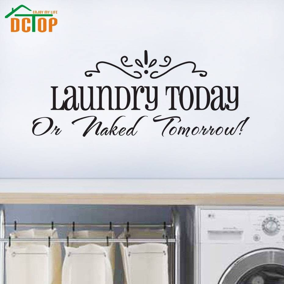 Best 30 of laundry room wall art for Laundry room wall art