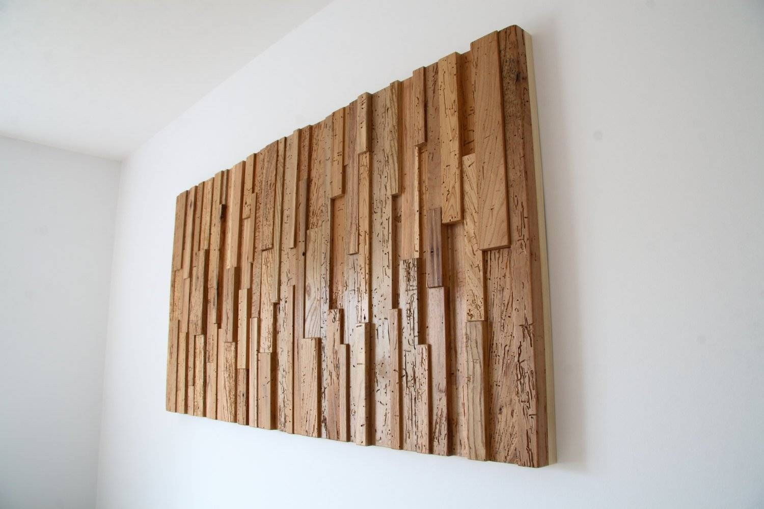 Outstanding Reclaimed Wood Wall Art – Style Motivation Throughout Newest Wood Wall Art (View 12 of 25)