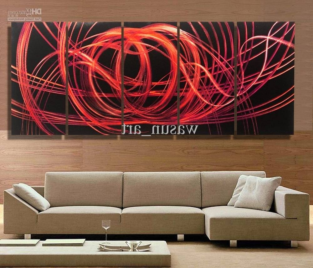 Oversized Metal Wall Art Cheap | Custom Set Furniture With Best And Newest Oversized Metal Wall Art (View 14 of 20)