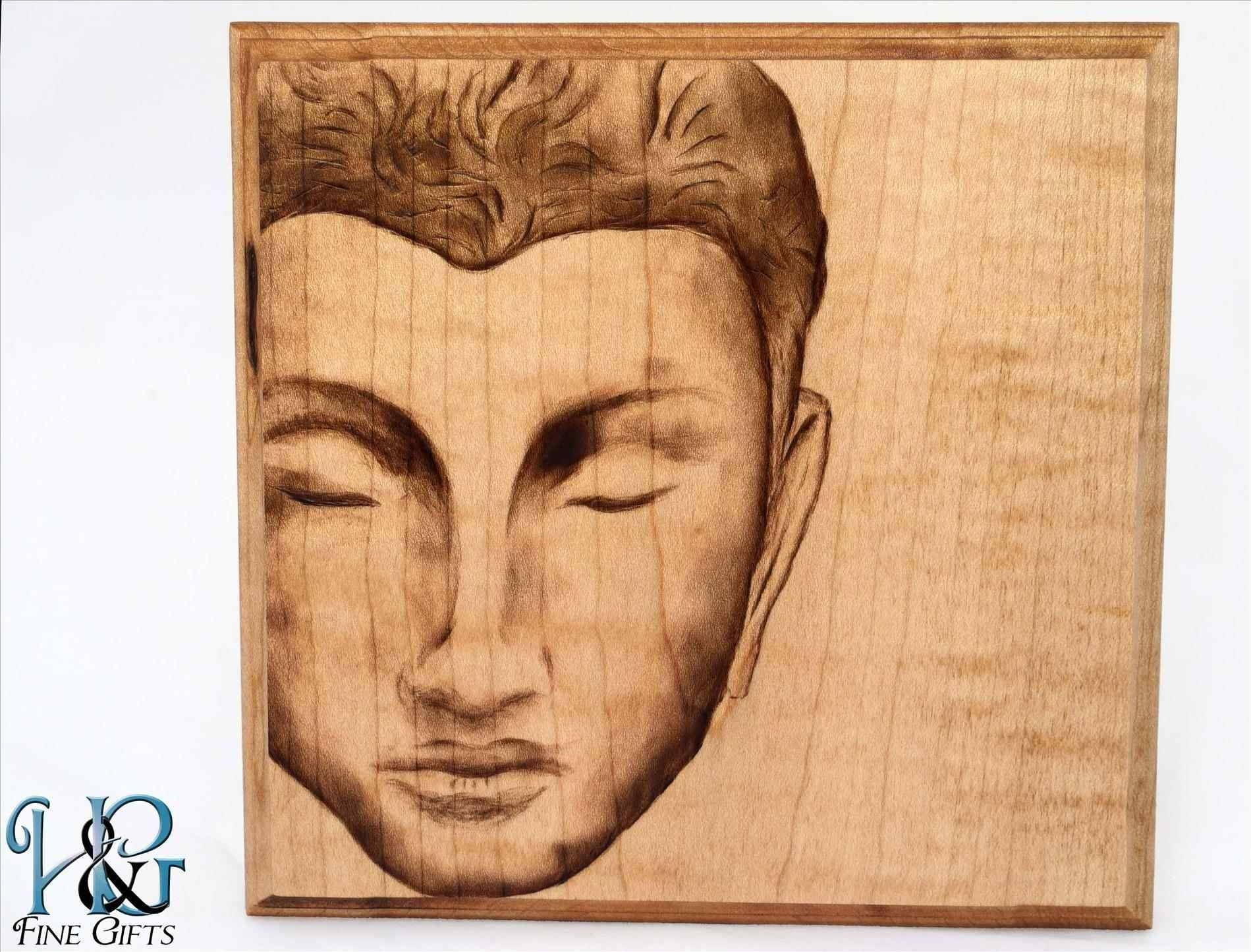 Panels Wood Buddha Wooden Wall Art Buddha Wall Art Decor Carved With Current Buddha Wood Wall Art (View 10 of 20)