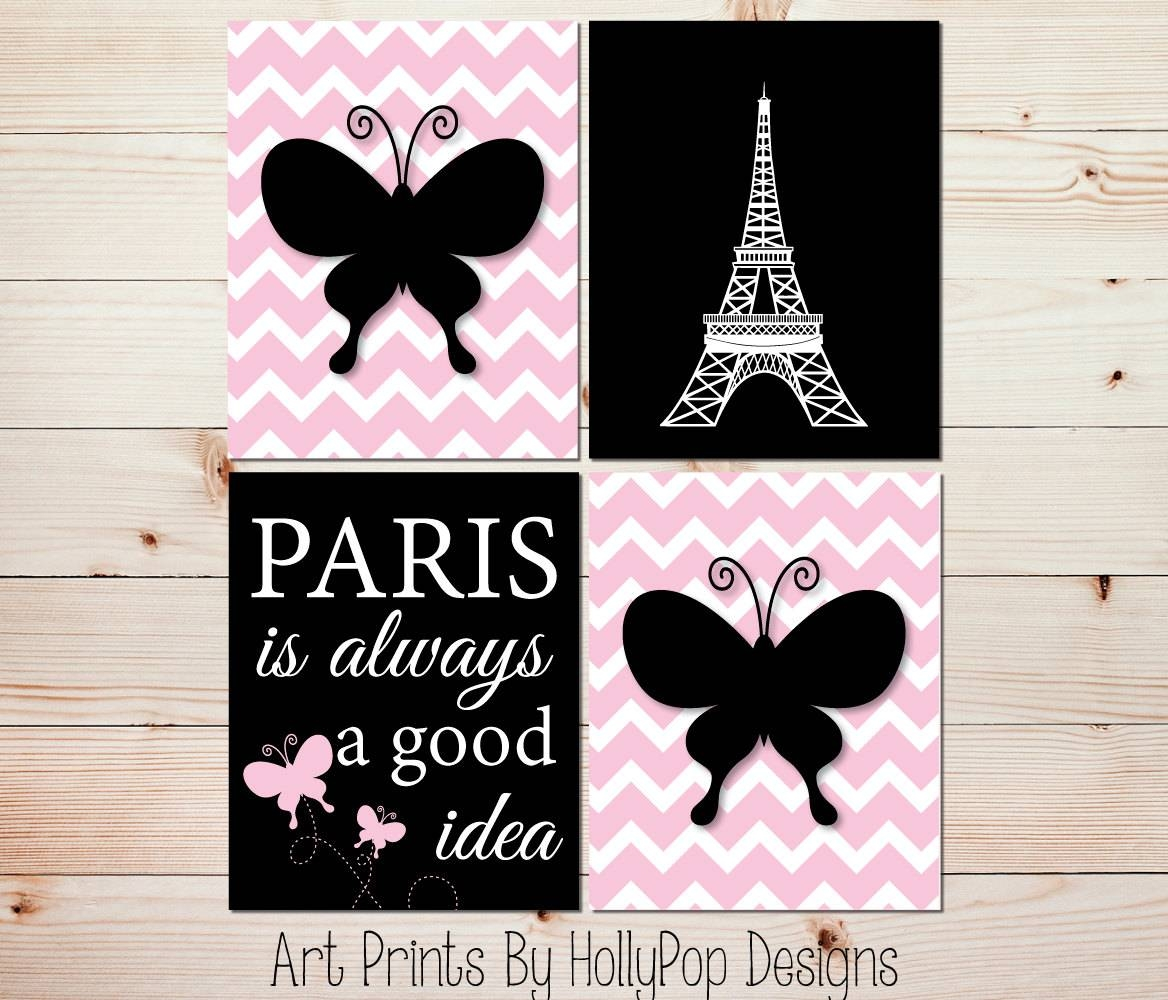 Paris Is Always A Good Idea Poster Print Paris Themed Nursery Intended For Most Up To Date Paris Theme Nursery Wall Art (View 23 of 30)
