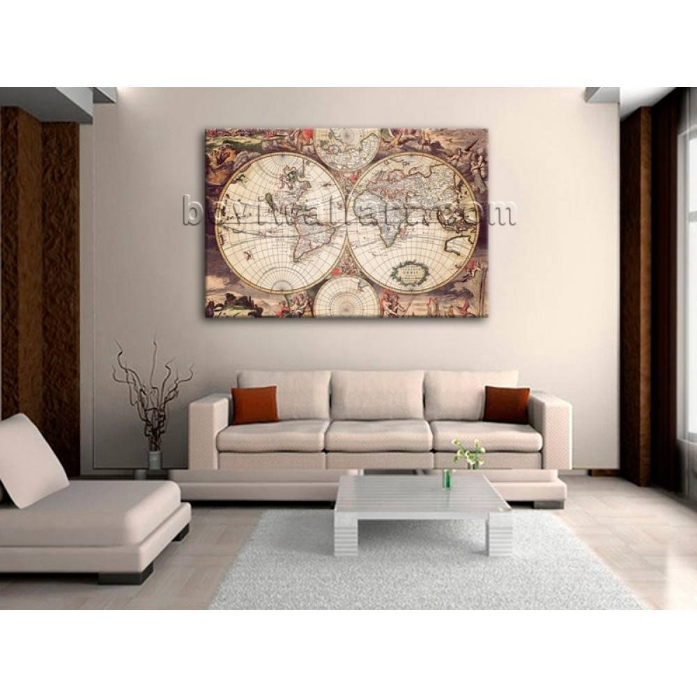 Picture Wall Clocks Art Large Wall Clocksnew Colors Wall Clock Regarding Current Extra Large Wall Art Prints (View 14 of 20)
