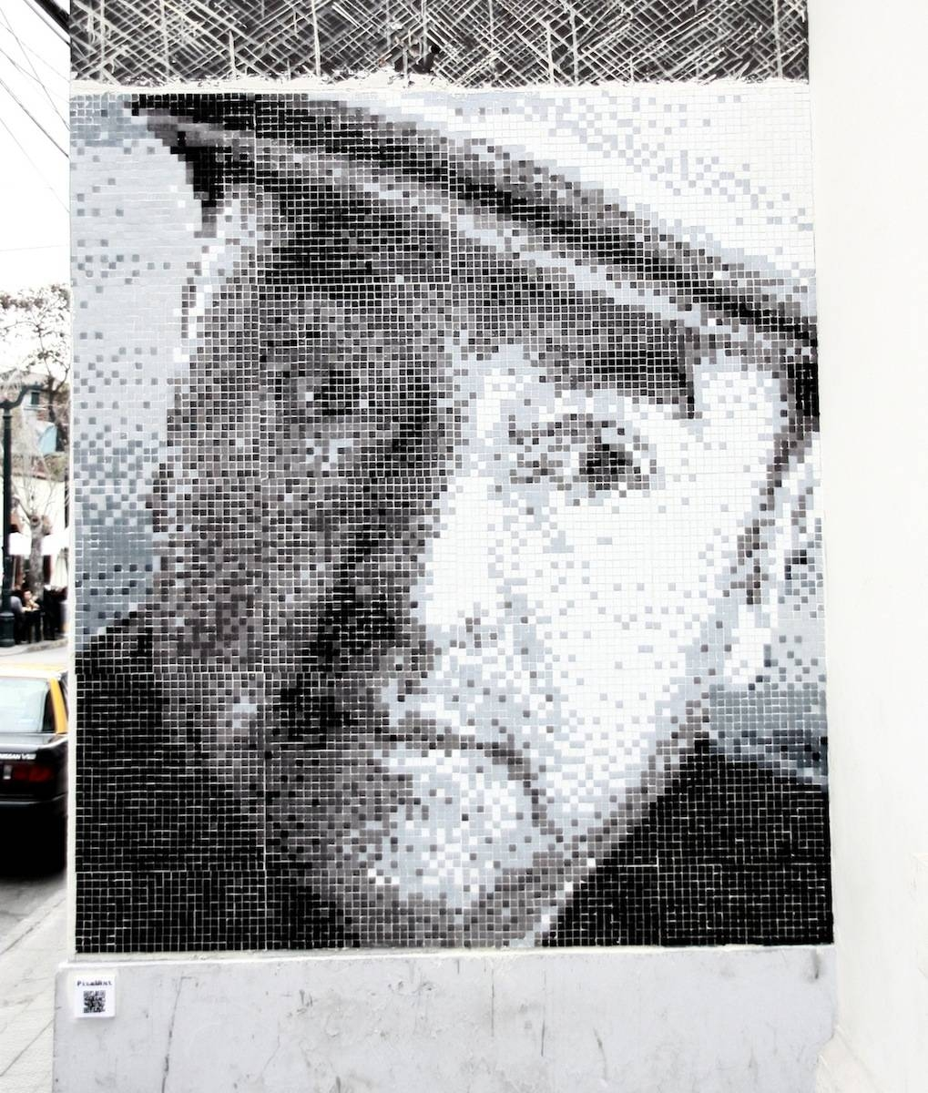 Pixel | Mosaic Art Now Within Most Popular Pixel Mosaic Wall Art (View 11 of 20)