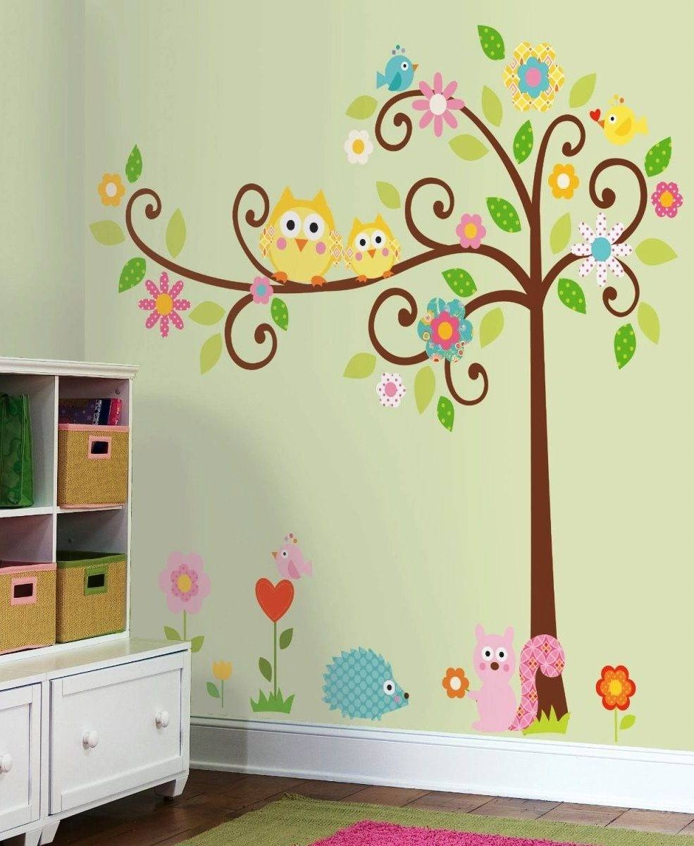 Playroom Wall Decor Ideas To Make Well Designed Room With Regarding Most Current Wall Art For Playroom (View 21 of 30)