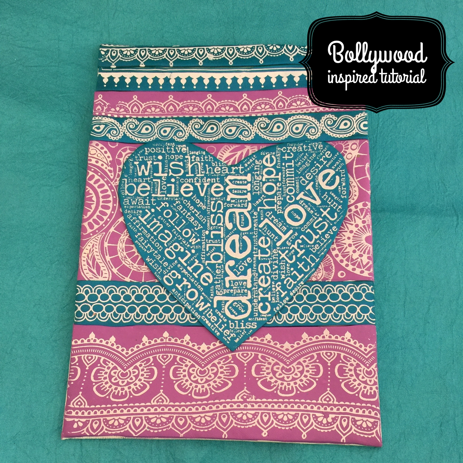 Polymer Clay Tv & Polymer Clay Productions: Bollywood Inspired For Latest Polymer Clay Wall Art (View 14 of 20)