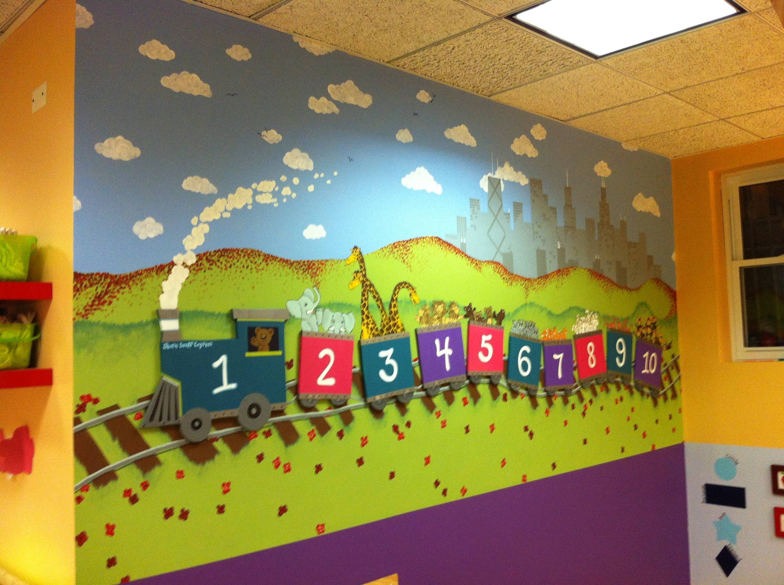 View Gallery of Preschool Wall Decoration Showing 7 of 30 s