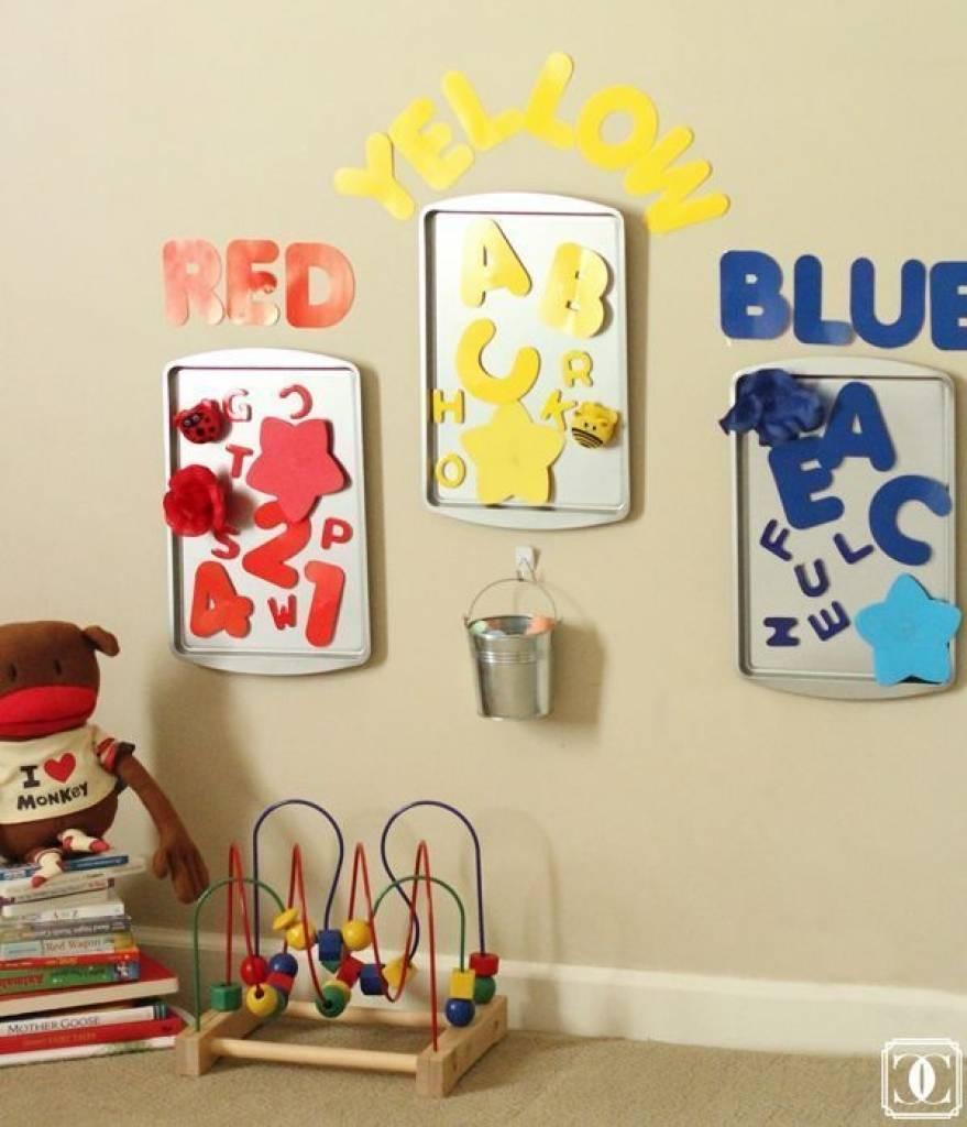 Preschool Wall Decoration – Www.ipoczta   Www (View 25 of 30)