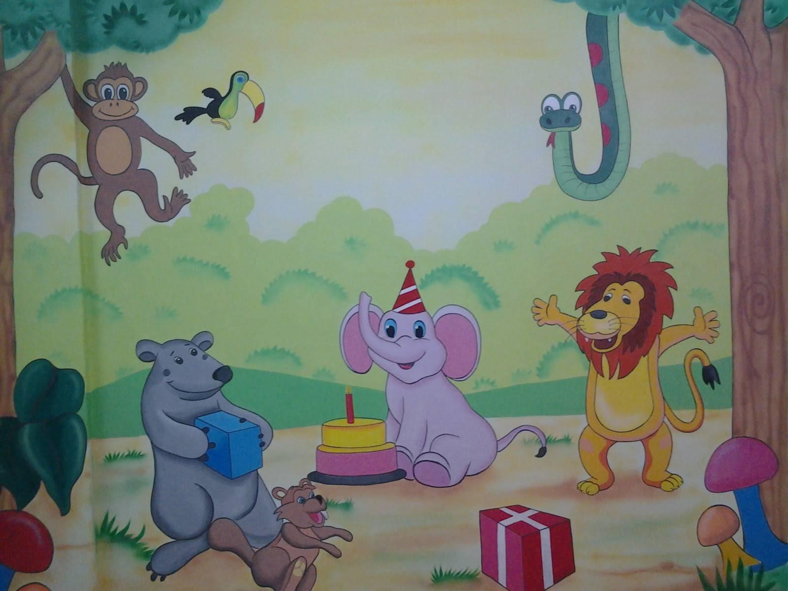 Preschool Wall Murals – Wall Murals Ideas Throughout Most Current Preschool Wall Decoration (View 27 of 30)