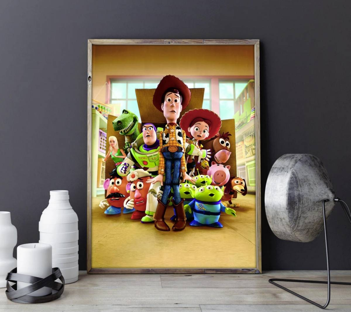 Printable Toy Story Wall | Ardiafm For Recent Toy Story Wall Art (View 5 of 30)