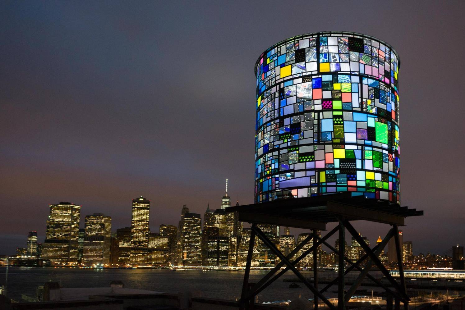 Public Art – Brooklyn Bridge Park For Best And Newest Brooklyn Bridge Metal Wall Art (View 21 of 25)