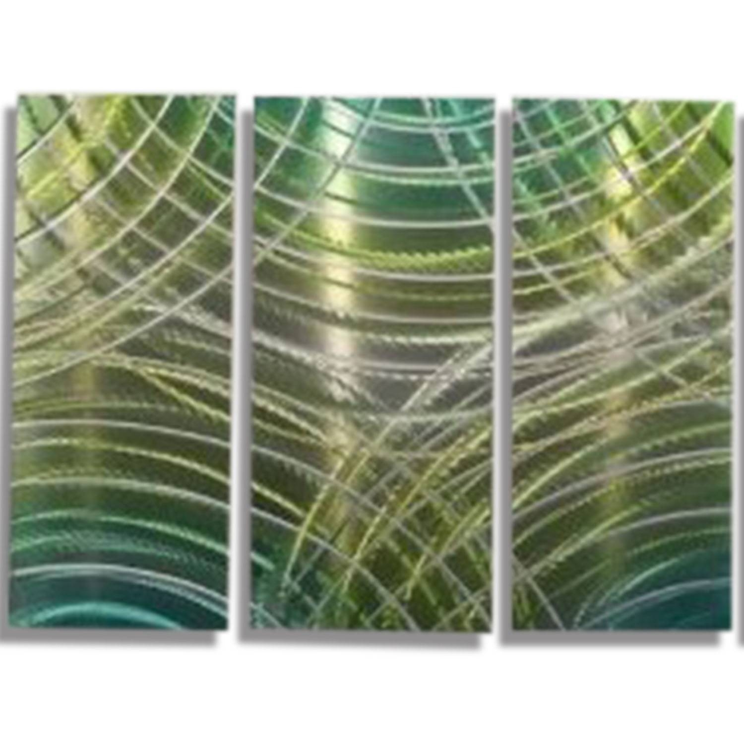 Ready To Go Xl – Huge Metal Abstract Wall Art Hand Painted With Regard To Most Popular Metal Abstract Wall Art (Gallery 12 of 15)