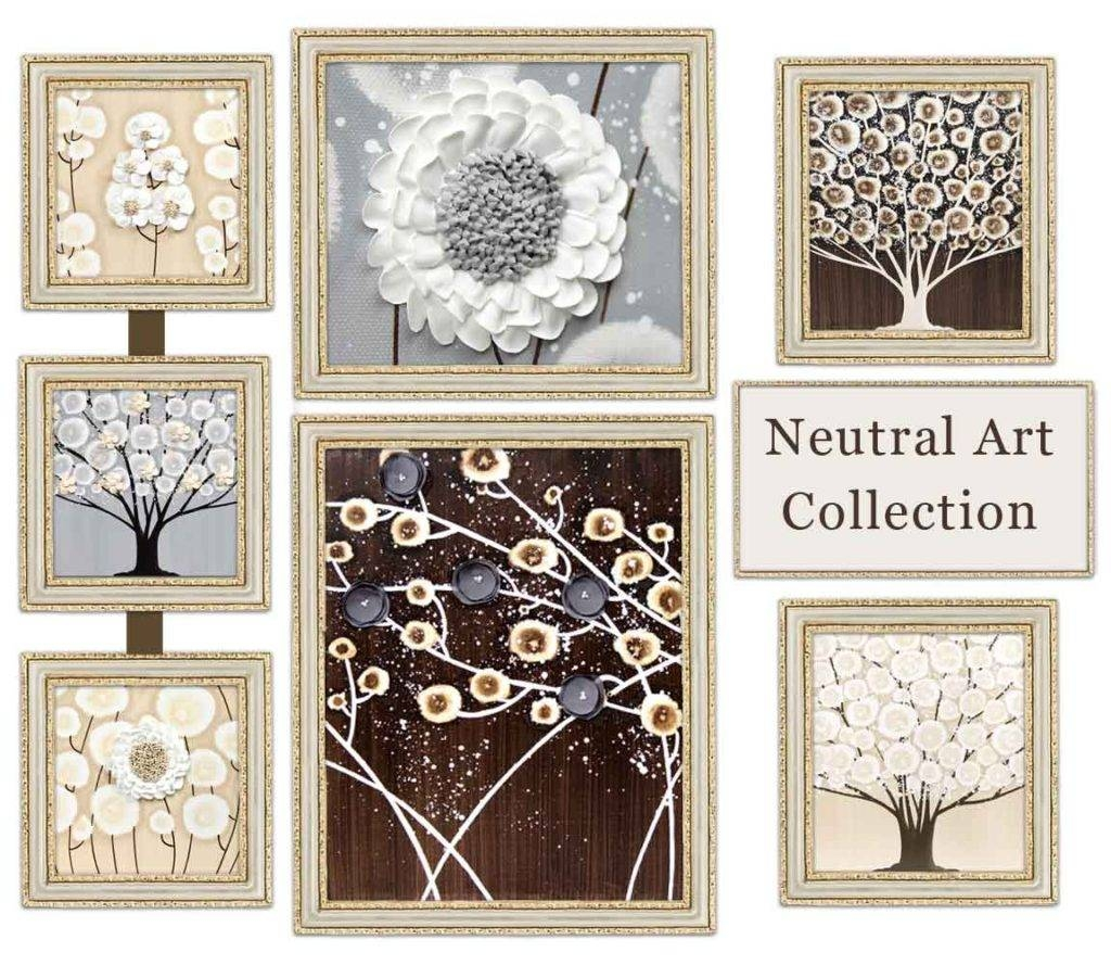 Redesigned Neutral Art Collection Is Now Available | Amborela For Most Current Neutral Wall Art (Gallery 3 of 15)