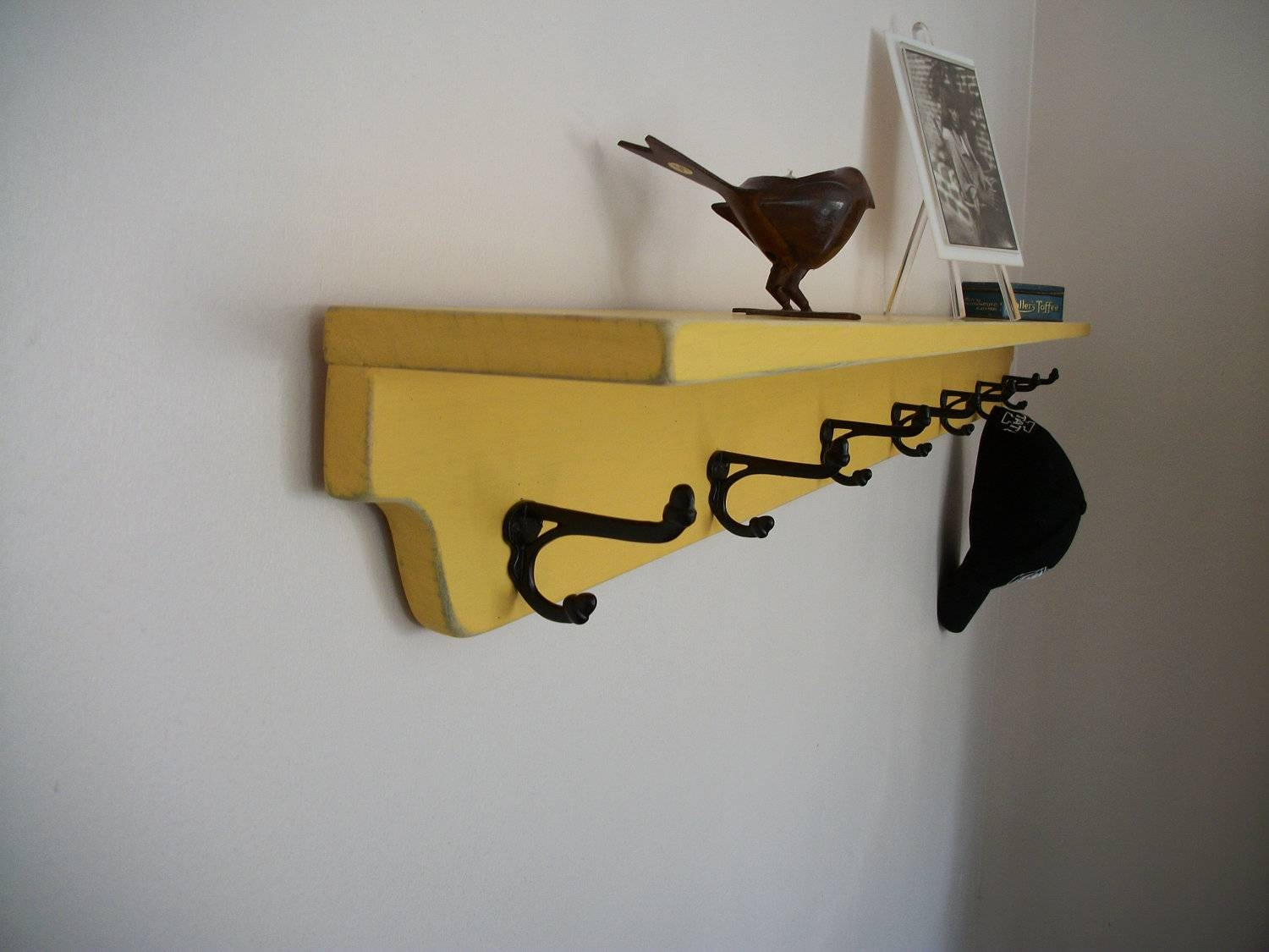 View Gallery of Wall Art Coat Hooks (Showing 8 of 20 Photos)