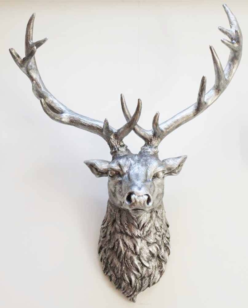 Featured Photo of Stags Head Wall Art
