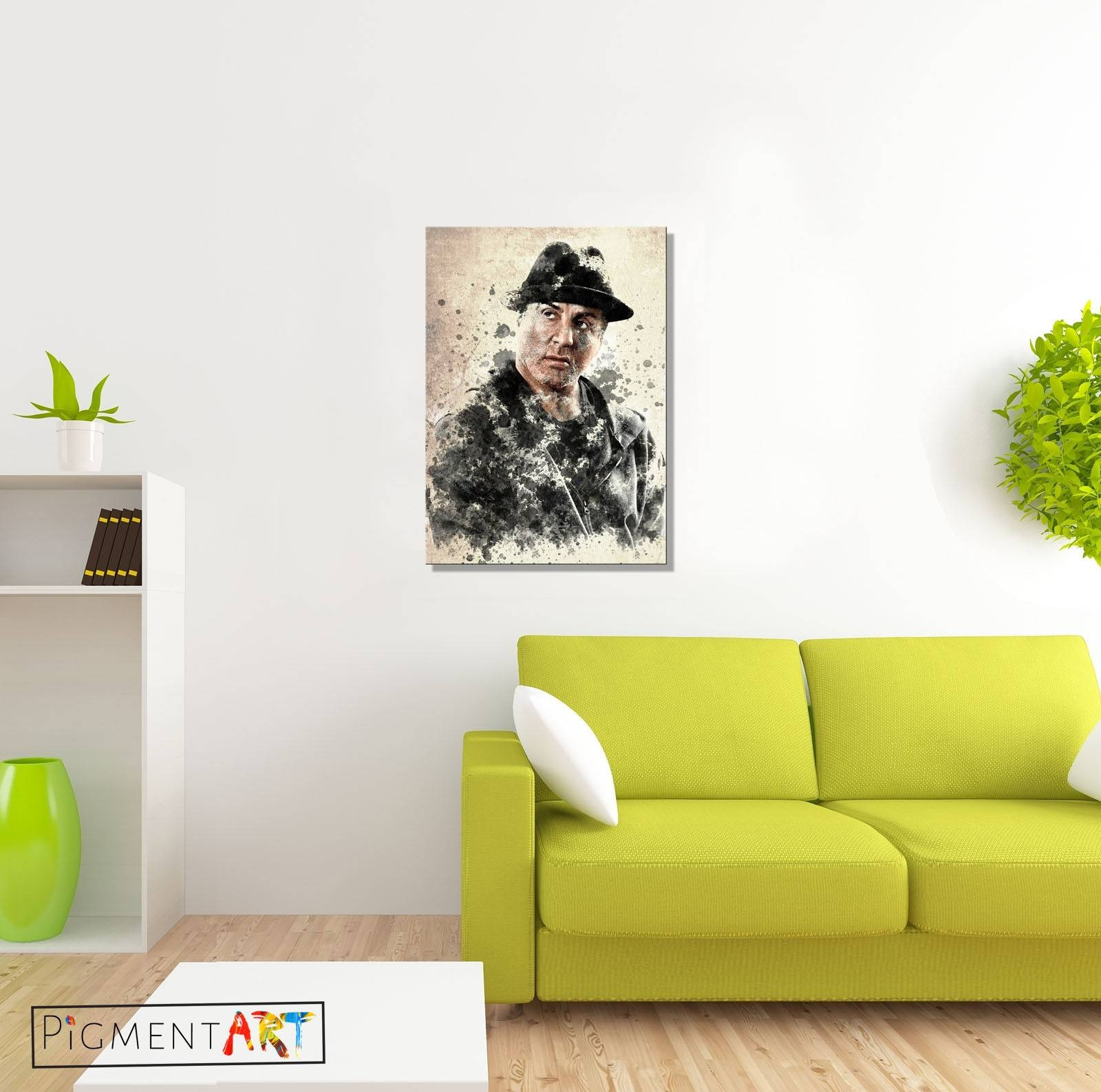 20 Best Ideas of Rocky Balboa Wall Art