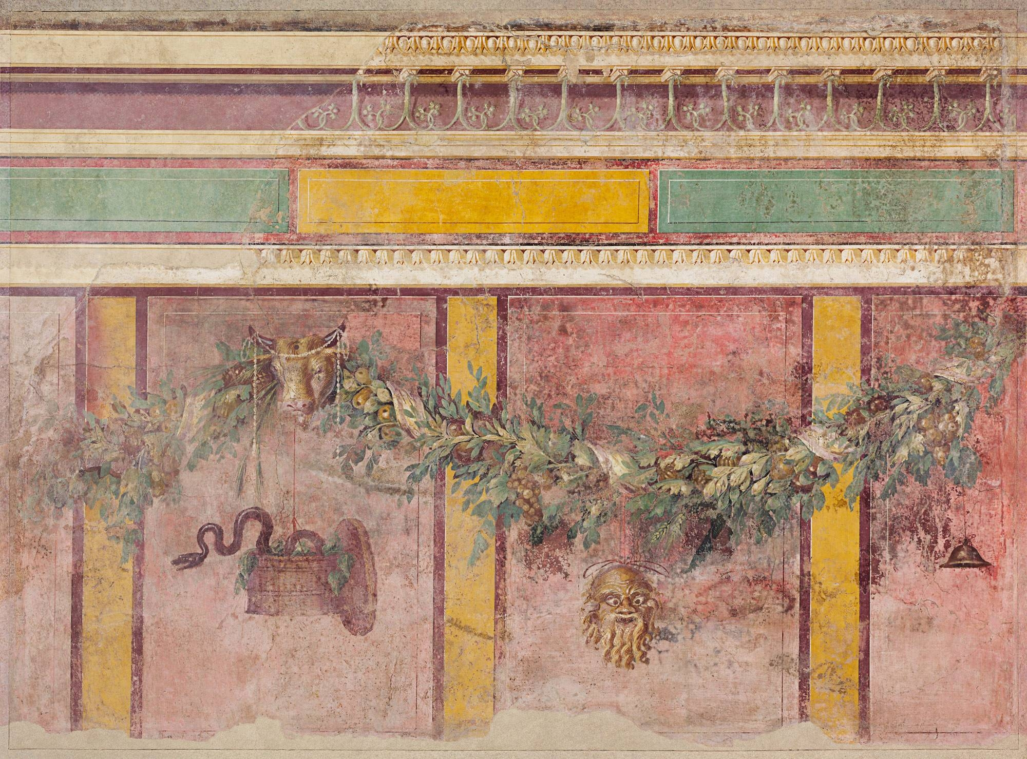 Roman Painting | Essay | Heilbrunn Timeline Of Art History | The Within Current Ancient Greek Wall Art (View 18 of 25)