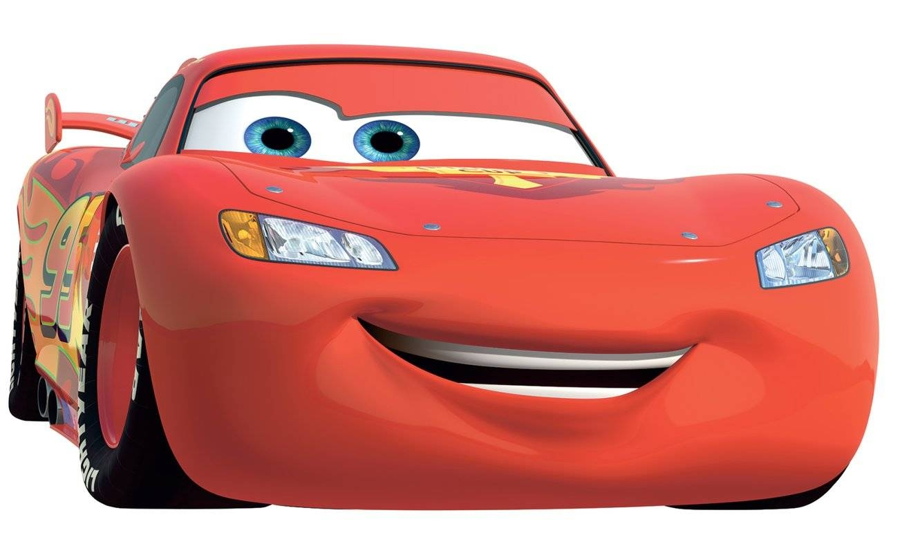 Room Mates Cars Lightning Mcqueen Number 95 Giant Wall Decal Throughout Most Up To Date Lightning Mcqueen Wall Art (View 15 of 20)