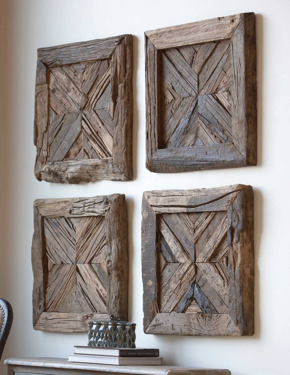 Rustic Wood Wall Art Ideas • Recous In 2017 Wood Panel Wall Art (Gallery 6 of 20)
