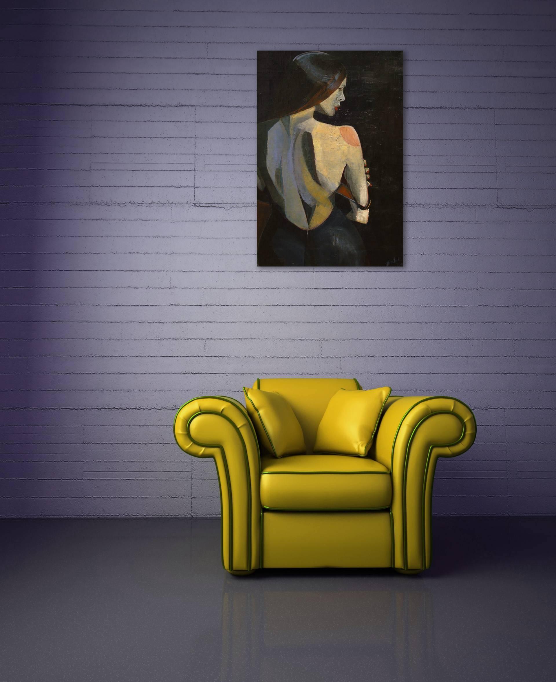 Saatchi Art: Sensual 3 Paintingania Luk Pertaining To Current Sensual Wall Art (View 10 of 20)