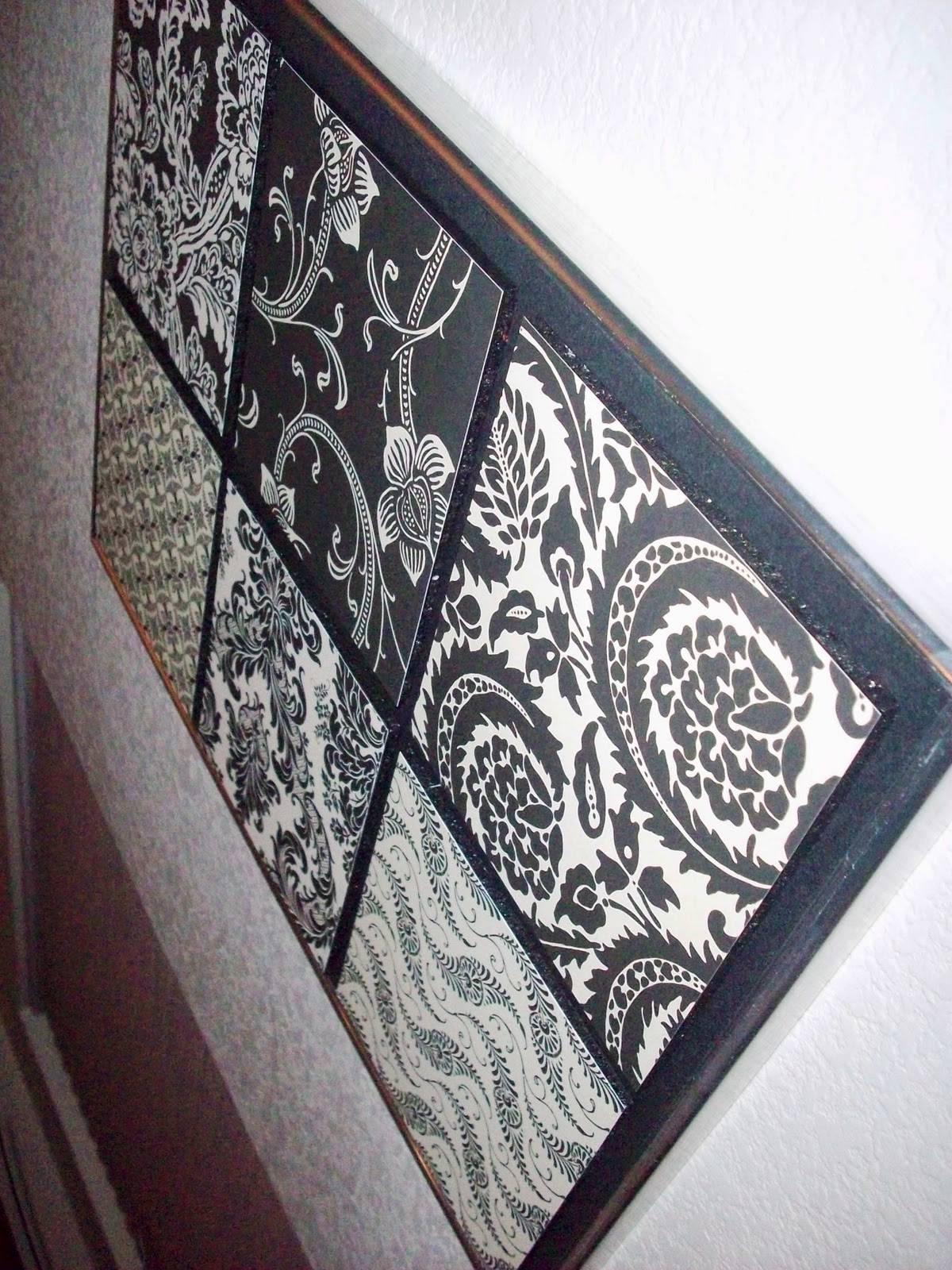 Scrapbook Paper 3D Wall Art Inside Most Current 3D Paper Wall Art (View 22 of 25)