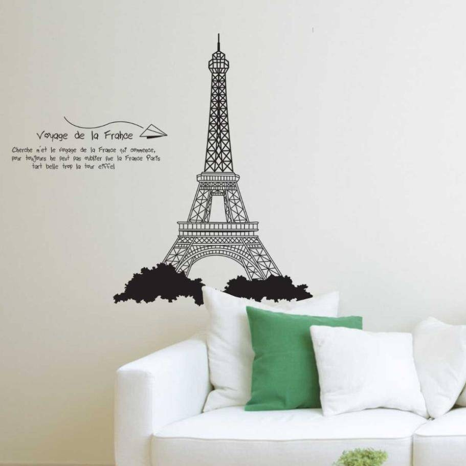 Search On Aliexpressimage Throughout Most Popular Eiffel Tower Wall Hanging Art (View 12 of 20)