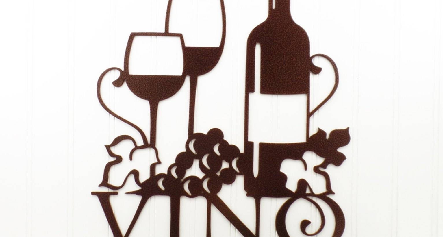 Signs : Stunning Wine Themed Wall Art 29 In Black And Teal Wall Regarding Recent Wine Theme Wall Art (View 3 of 20)