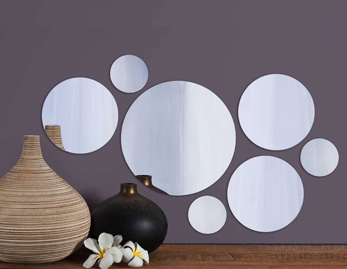 Small Round Mirrors Wall Art – Round Designs In Most Popular Small Round Mirrors Wall Art (View 4 of 20)