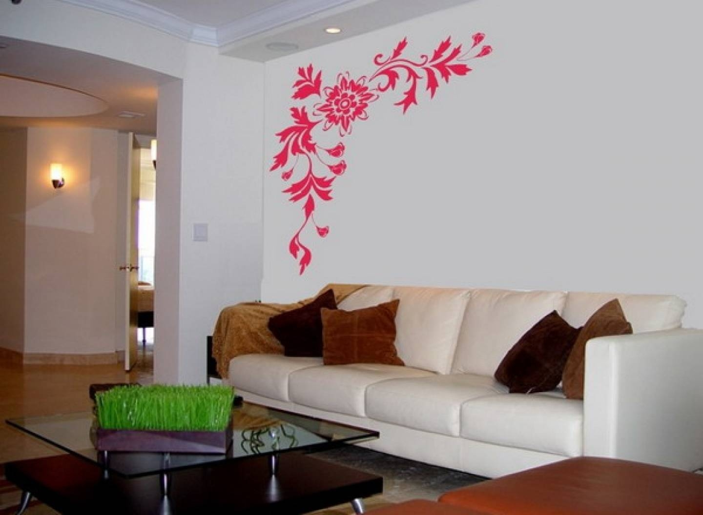 Some Of The Finest Detail Of Wall Decals For Living Room | Www With 2018 Wall Pictures For Living Room (View 15 of 20)