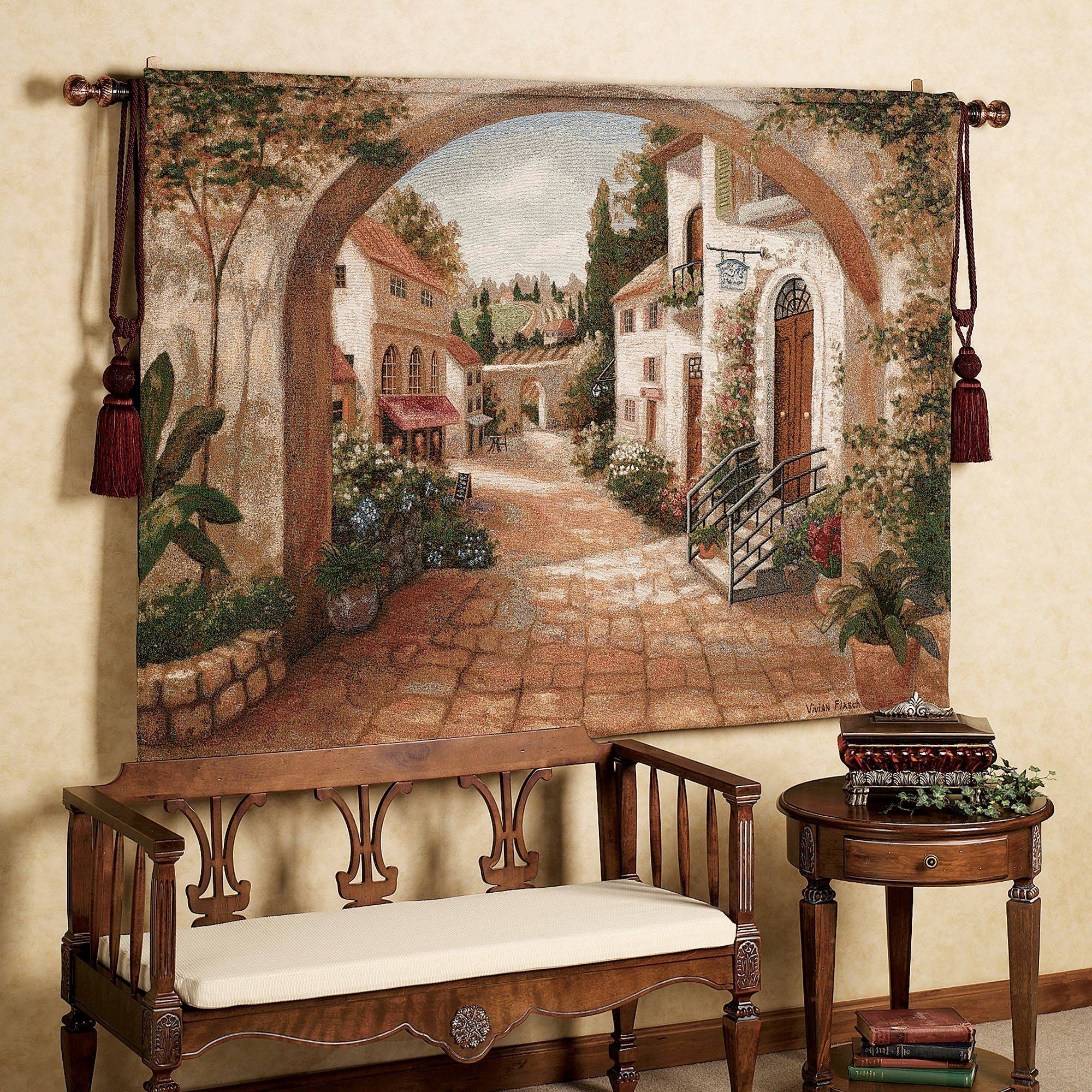 Splendid Tuscan Wall Art Italian Overlook Framed Wall Tuscan Wall Intended For Latest Tuscany Wall Art (View 8 of 20)