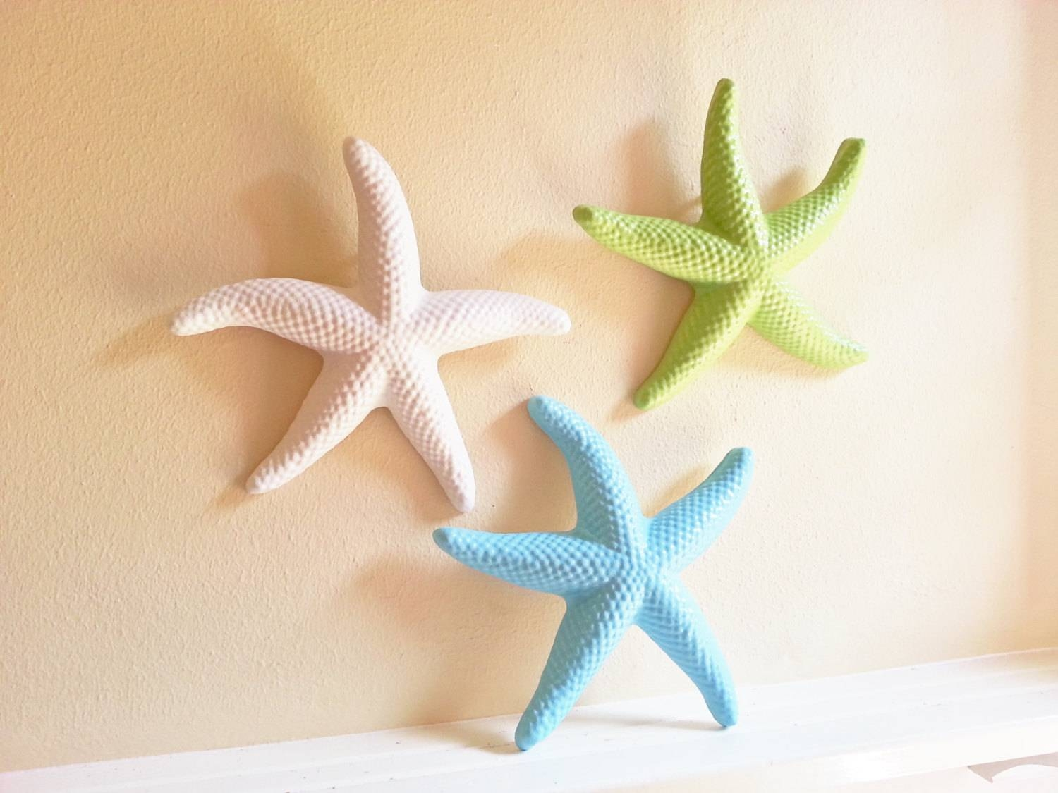 Featured Photo of Large Starfish Wall Decors