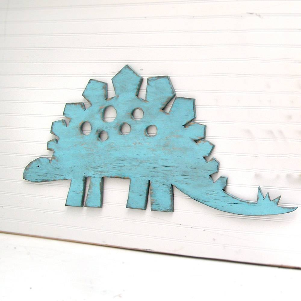 Featured Photo of Dinosaur Wall Art For Kids