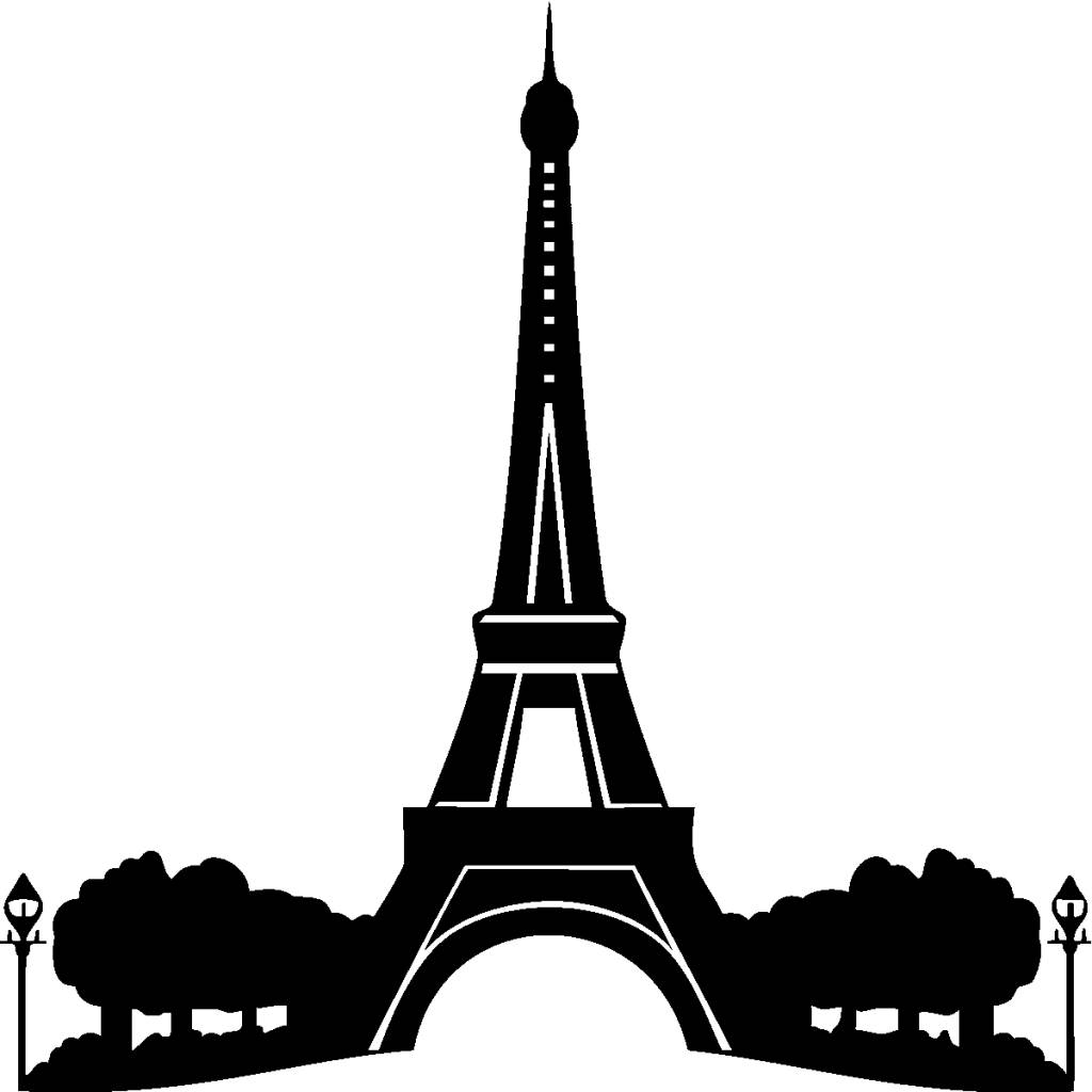 15 best paris themed stickers. Black Bedroom Furniture Sets. Home Design Ideas