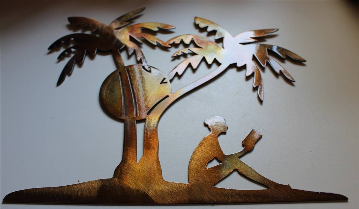 Sunbather 2 With Most Recently Released Palm Tree Metal Art (View 17 of 25)