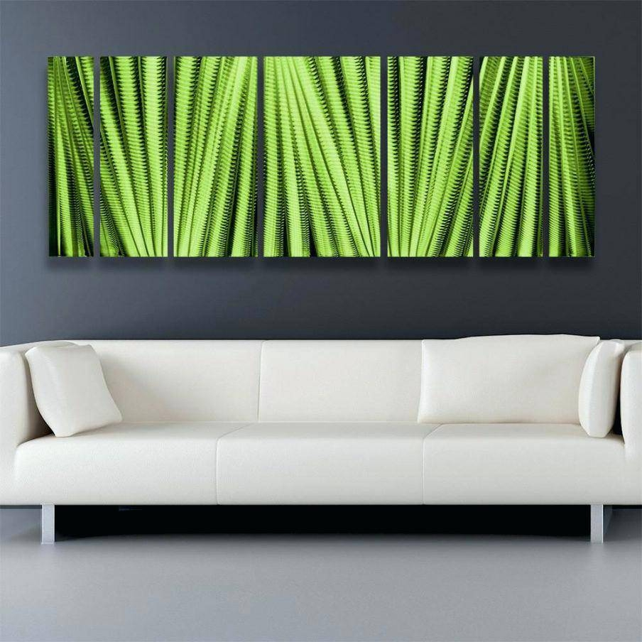 Superb Bright Green Wall Art Lime Modern Metal Items Canvas Within 2017 Lime Green Wall Art (View 15 of 20)