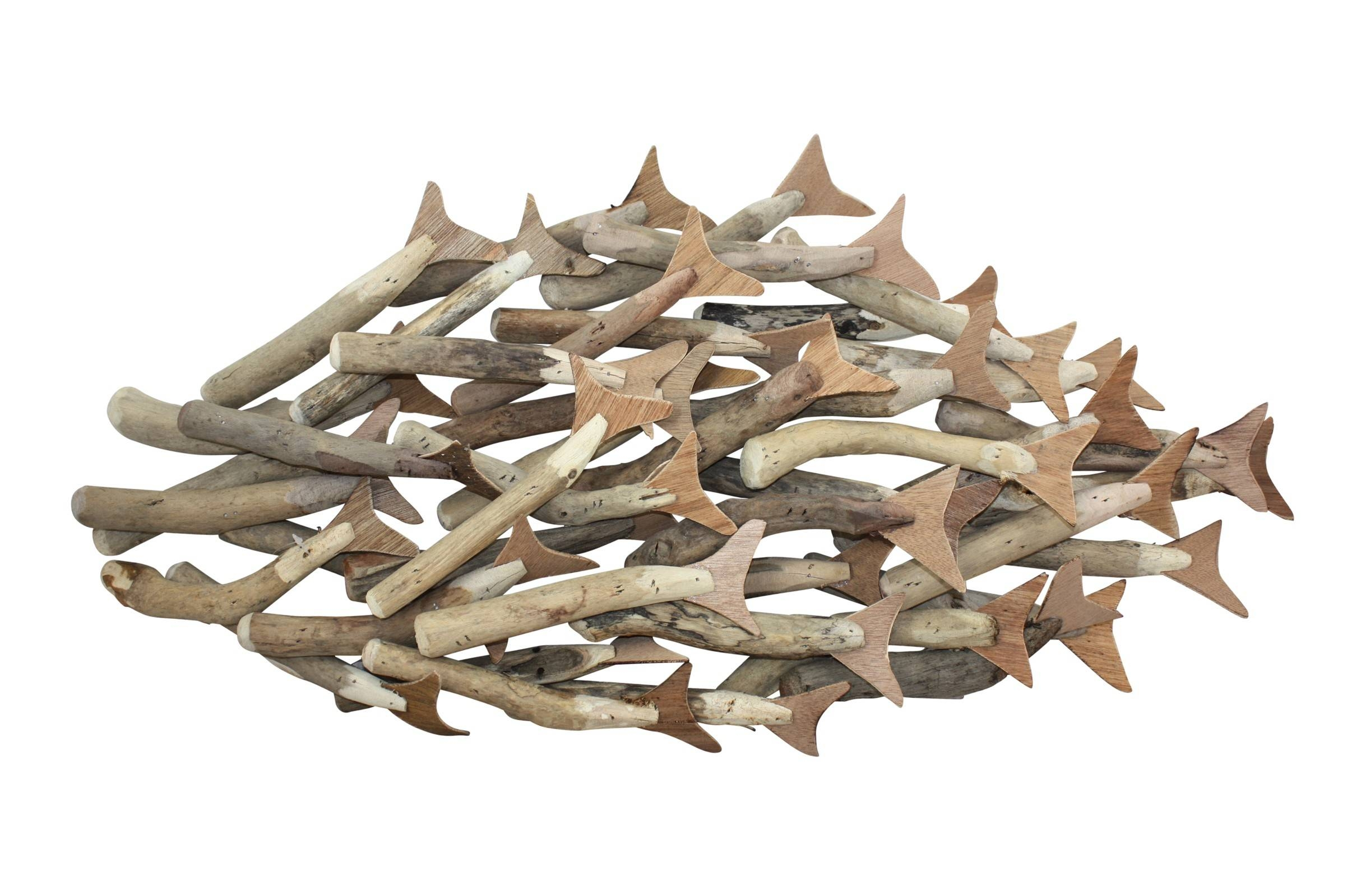 Surprising Fish Wall Art With Decor Metal Images New – Decoration In Current Shoal Of Fish Metal Wall Art (View 3 of 30)