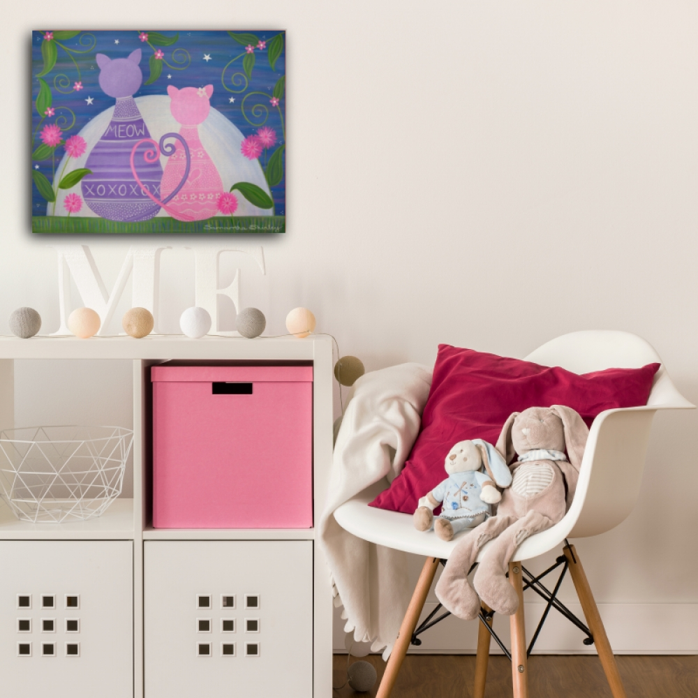Featured Photo of Childrens Wall Art Canvas