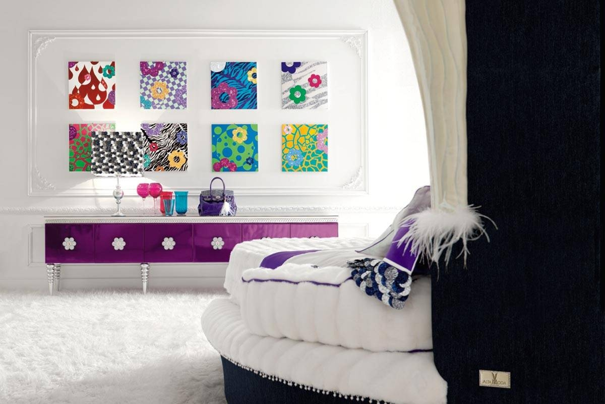 Teens Room Awesome Teenager Ideas With Colorful Cabinet And With Regard To Most Recent Wall Art For Teens (View 10 of 20)