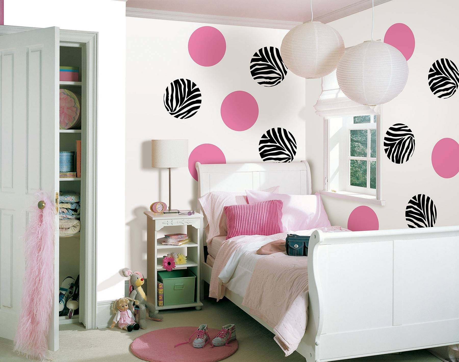 Teens Room : Diy Stenciled Wall Easy Diy Amp Teen Room Decor Pertaining To Most Popular Wall Art For Teenagers (View 15 of 25)