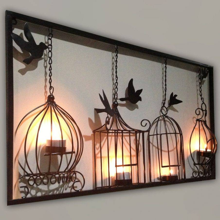 Terrific Design Decor Outdoor Wall Hangings Metal Outdoor Metal In Most Popular Metal Large Outdoor Wall Art (View 8 of 25)