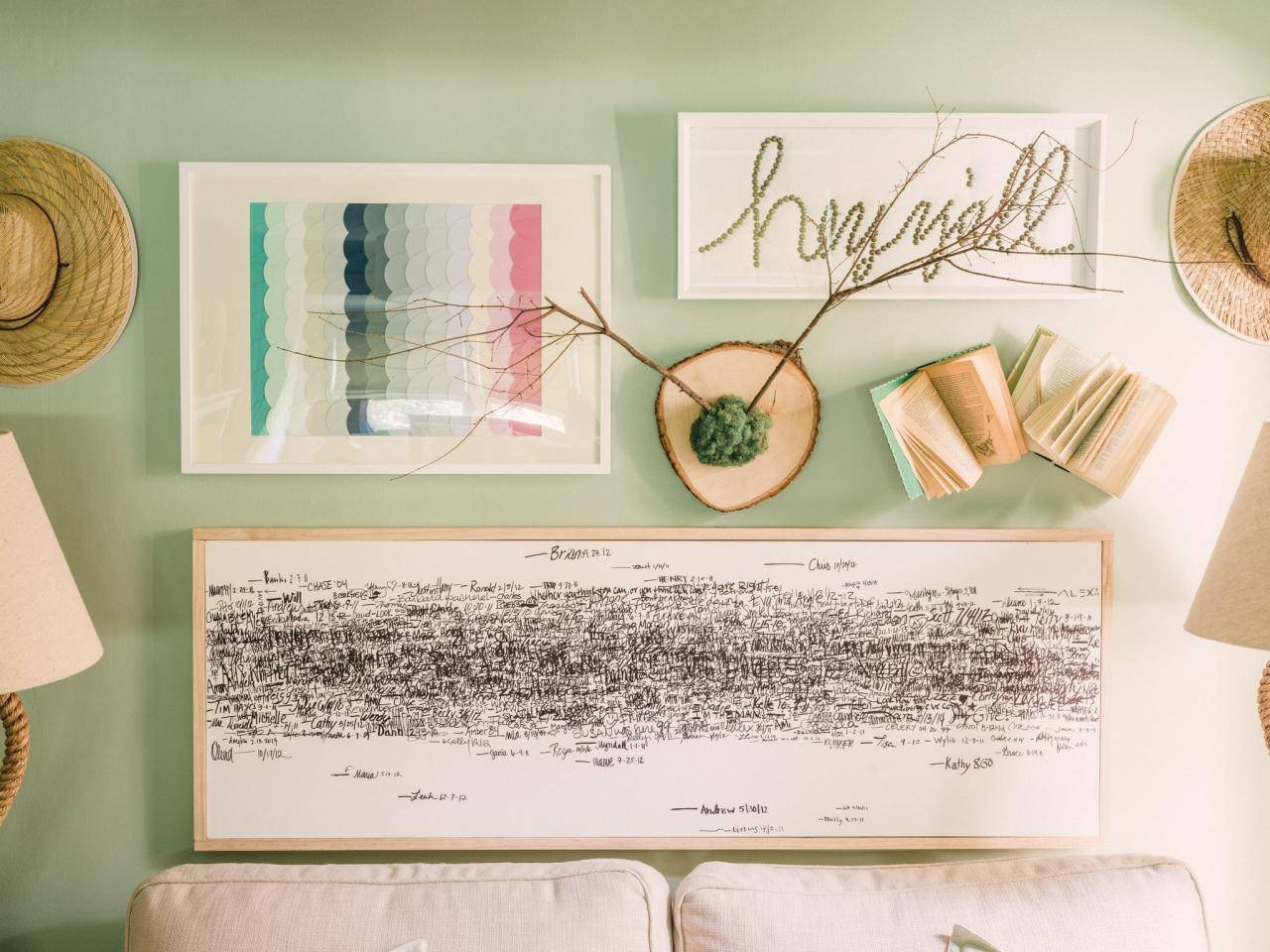 Terrific Diy Kitchen Wall Decor Ideas Diy Wall Art Projects Within Most Recently Released Pinterest Diy Wall Art (View 24 of 25)