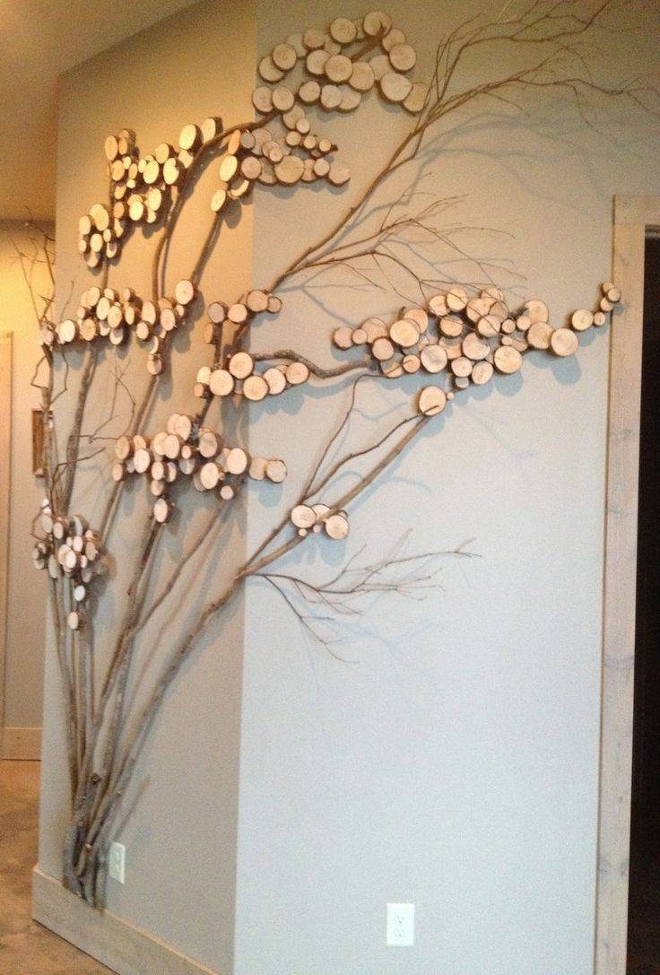 Terrific Twig Wall Art Target Three Sided Wall Art Metal Olive Throughout Most Popular Metal Wall Art Trees And Branches (View 17 of 18)