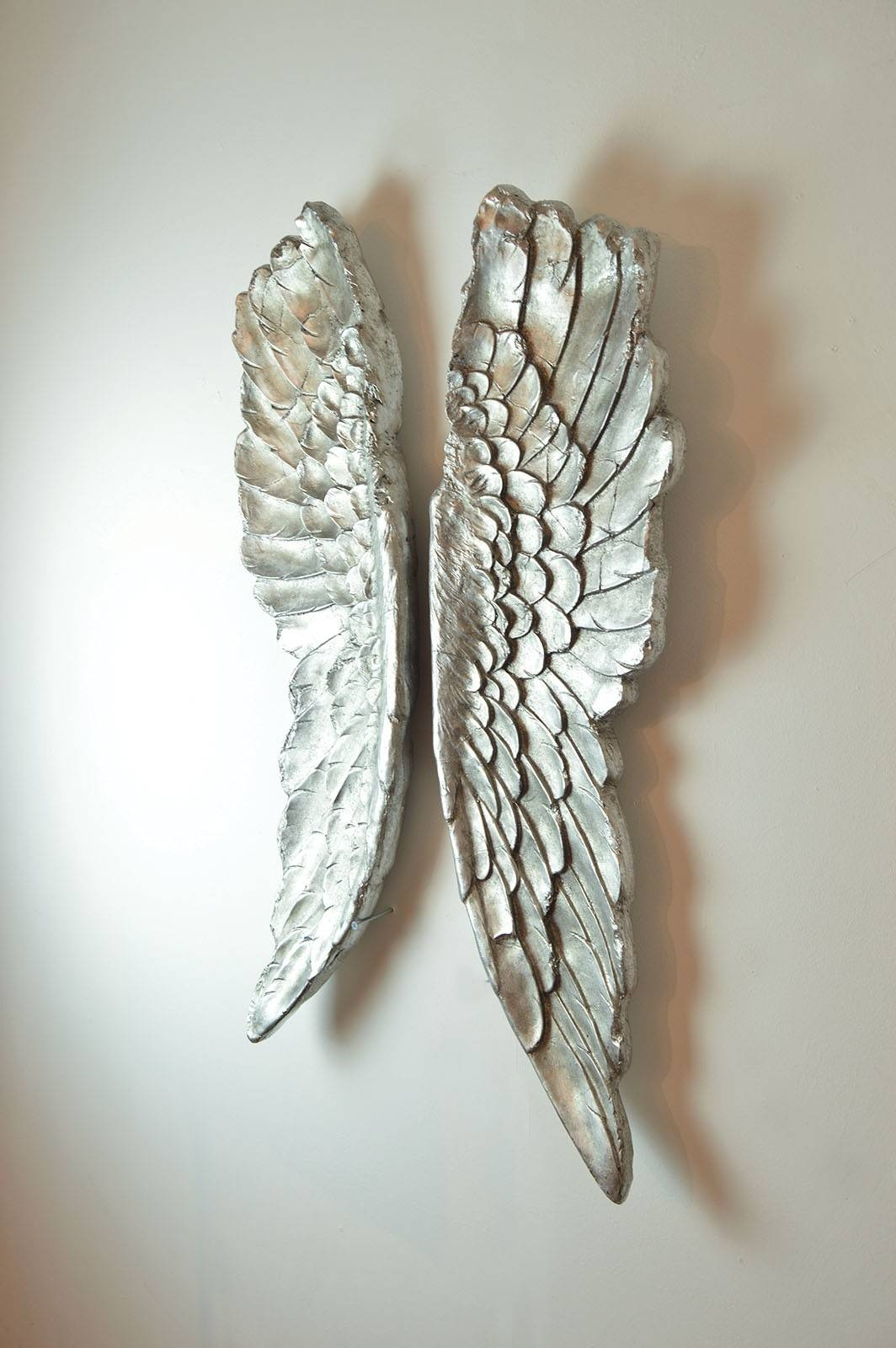 The Angel Wings Wall Decor : Garnish With Angel Wings Wall Decor Throughout Most Popular Angel Wings Wall Art (View 16 of 20)
