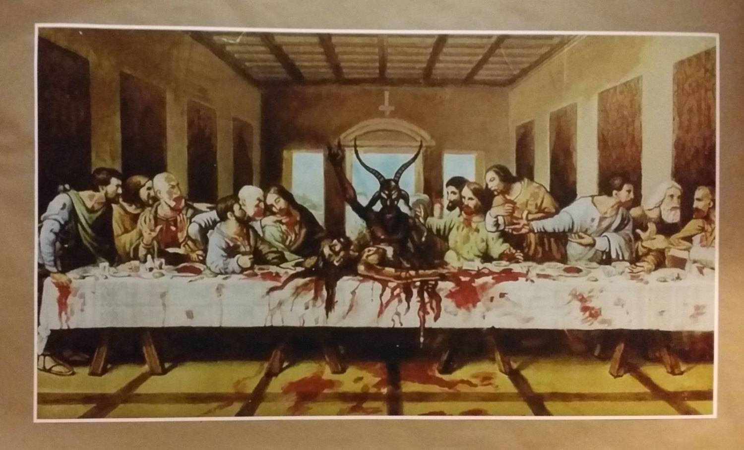 The Last Supper Wall Art Cool As Diy Wall Art For 3d Wall Art With Most Current Last Supper Wall Art (View 3 of 20)