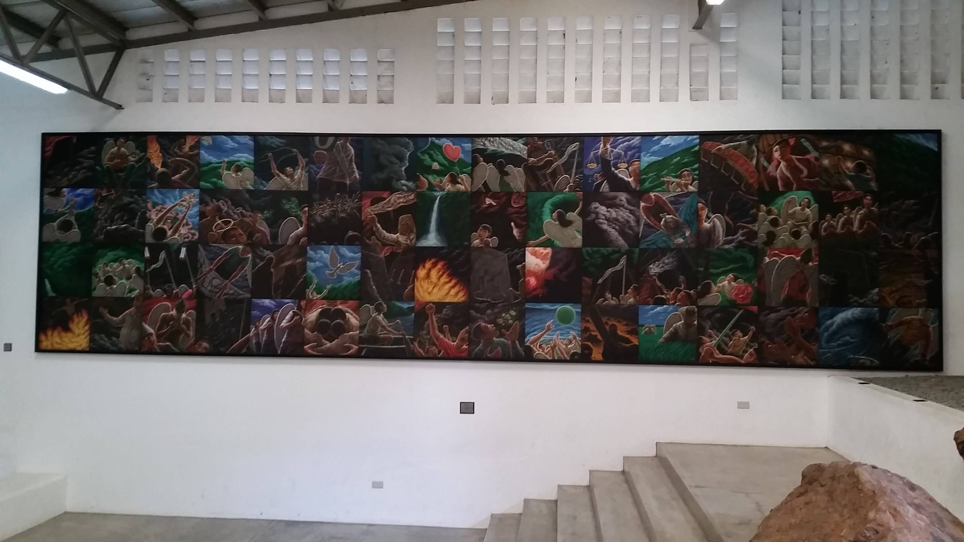 The Philippines: Pinto Art Museum – Chirontolifedotcom Pertaining To Most Current Filipino Wall Art (View 2 of 30)