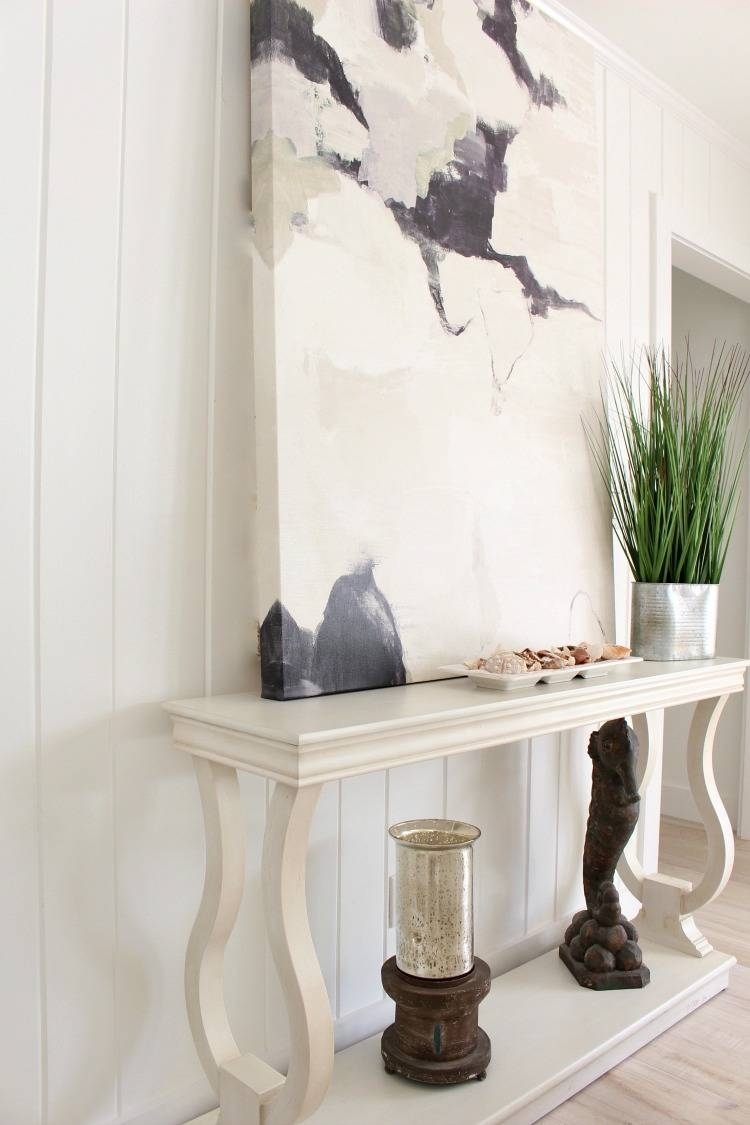 The Piano Room: New Canvas Art – The House Of Silver Lining Within 2018 Beach Cottage Wall Art (View 21 of 25)