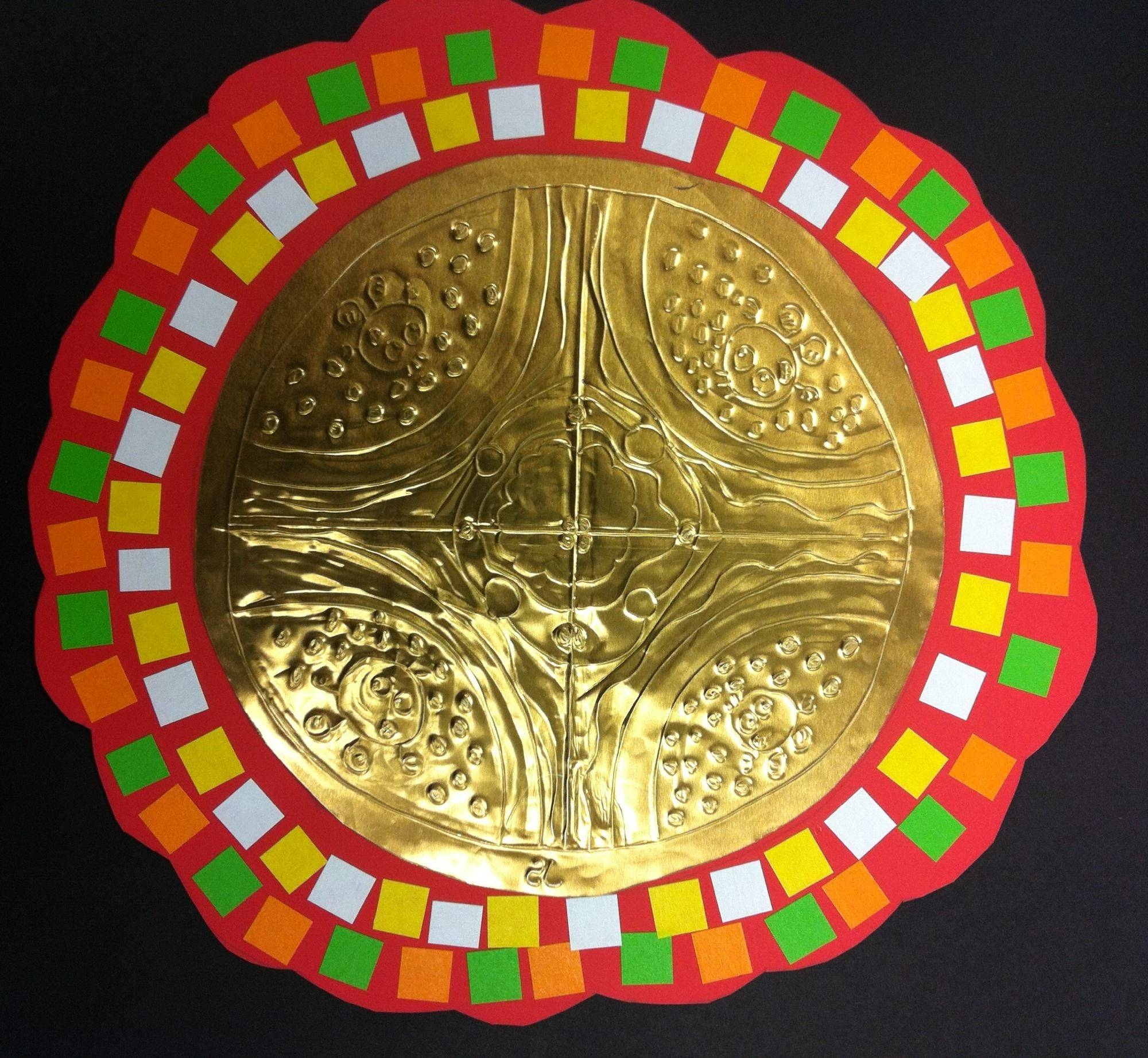 The Smartteacher Resource: Mexican Folk Art Mirrors With 2017 Mexican Metal Art (View 18 of 30)