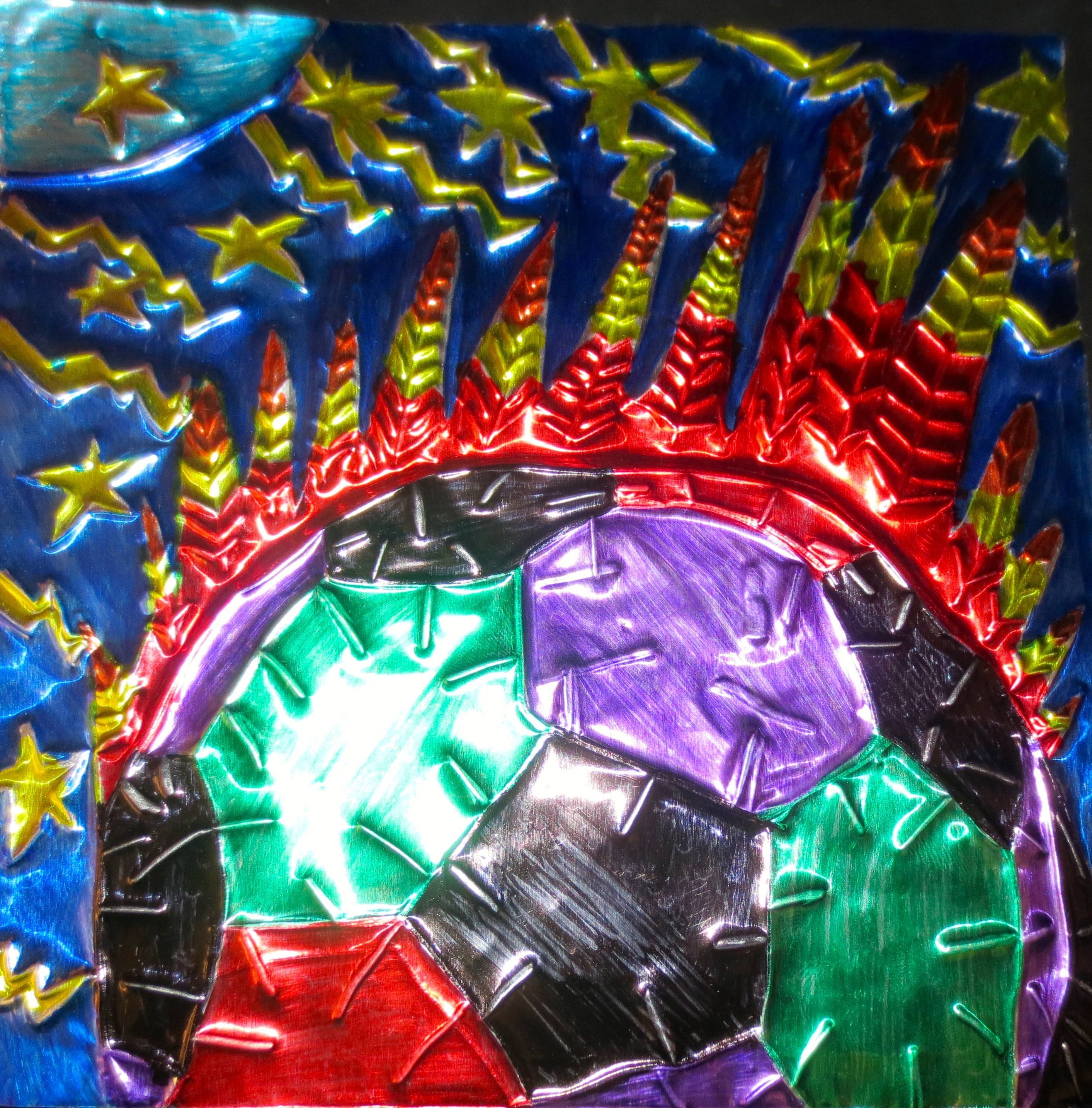 The Smartteacher Resource: Mexican Tin Art Pertaining To Most Current Mexican Metal Art (View 11 of 30)