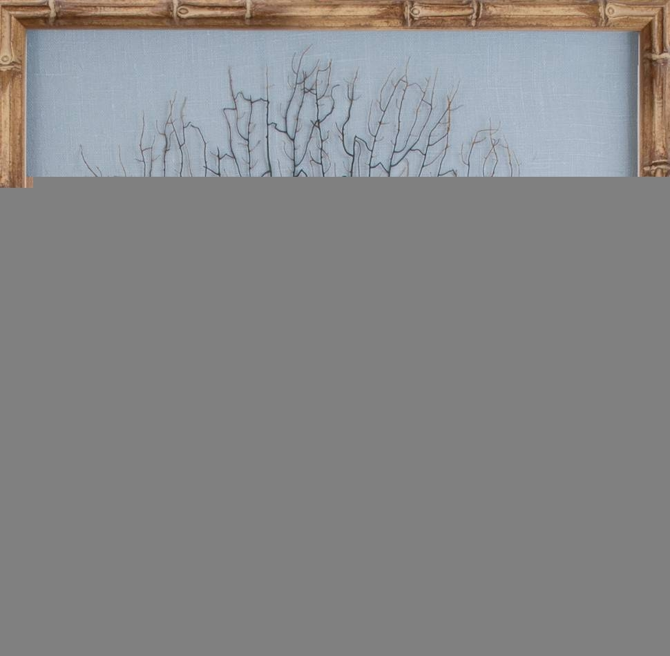 The Well Appointed House – Luxuries For The Home – The Well Regarding Current Sea Fan Wall Art (View 6 of 25)